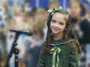 Amelie school choir recording small RGB