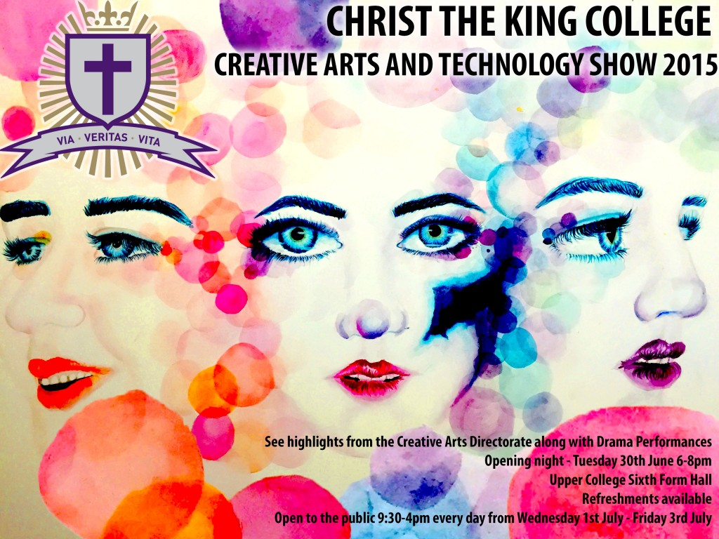 Art Show Poster 2015