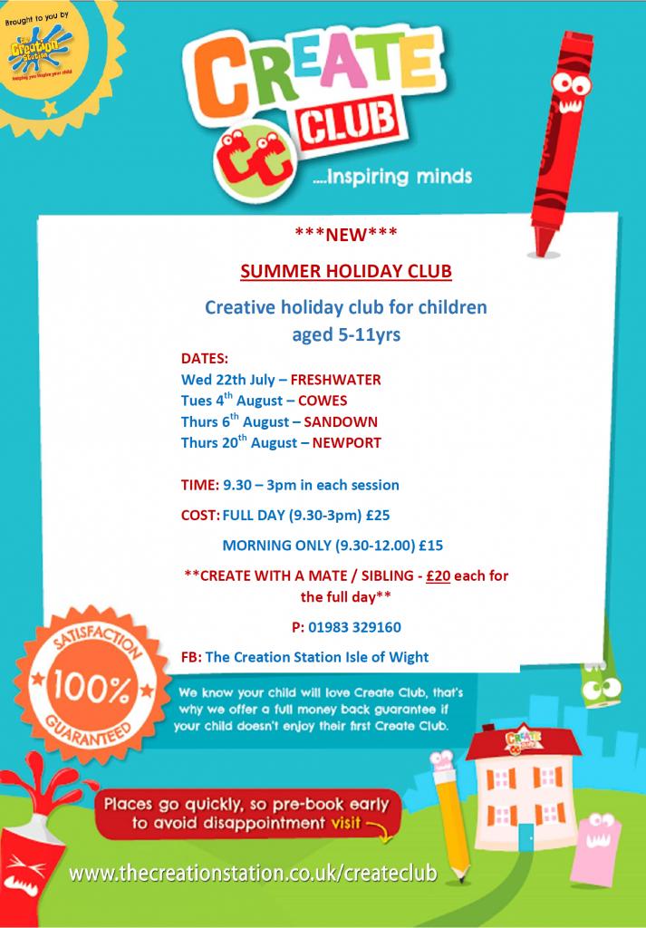 Summer CC 2015 leaflet