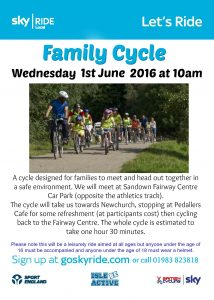 Family Cycle June